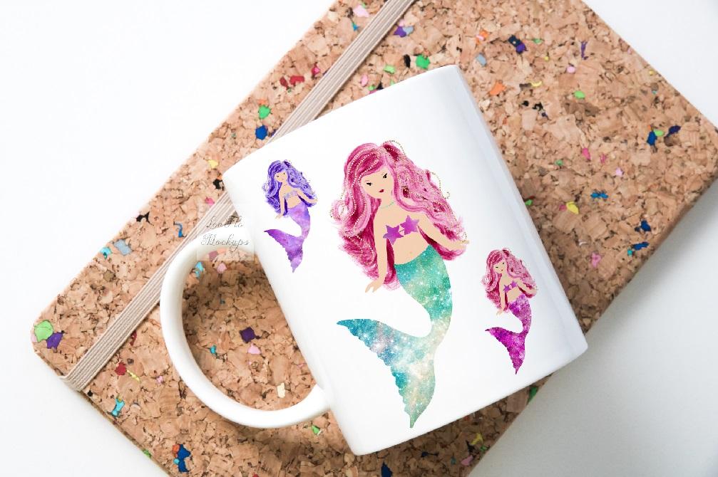 Mug mockup modern flatlay sublimation 11oz cup mock up example image 8