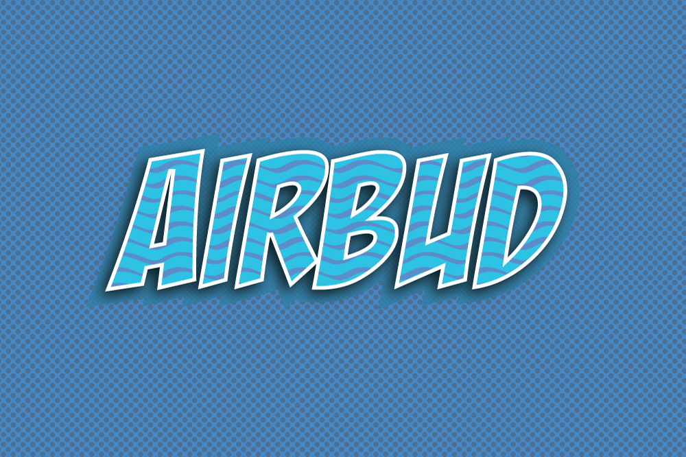 10 Game Title Graphic Style for Adobe Illustrator example image 8