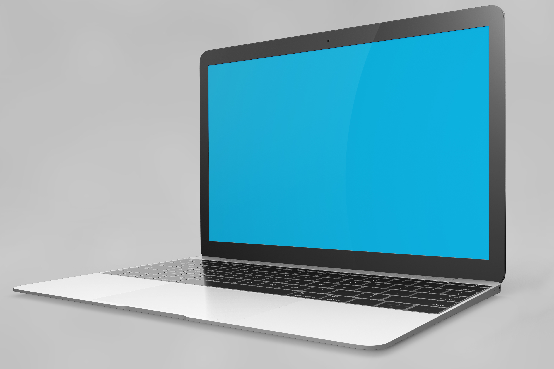 MacBook MockUp example image 5