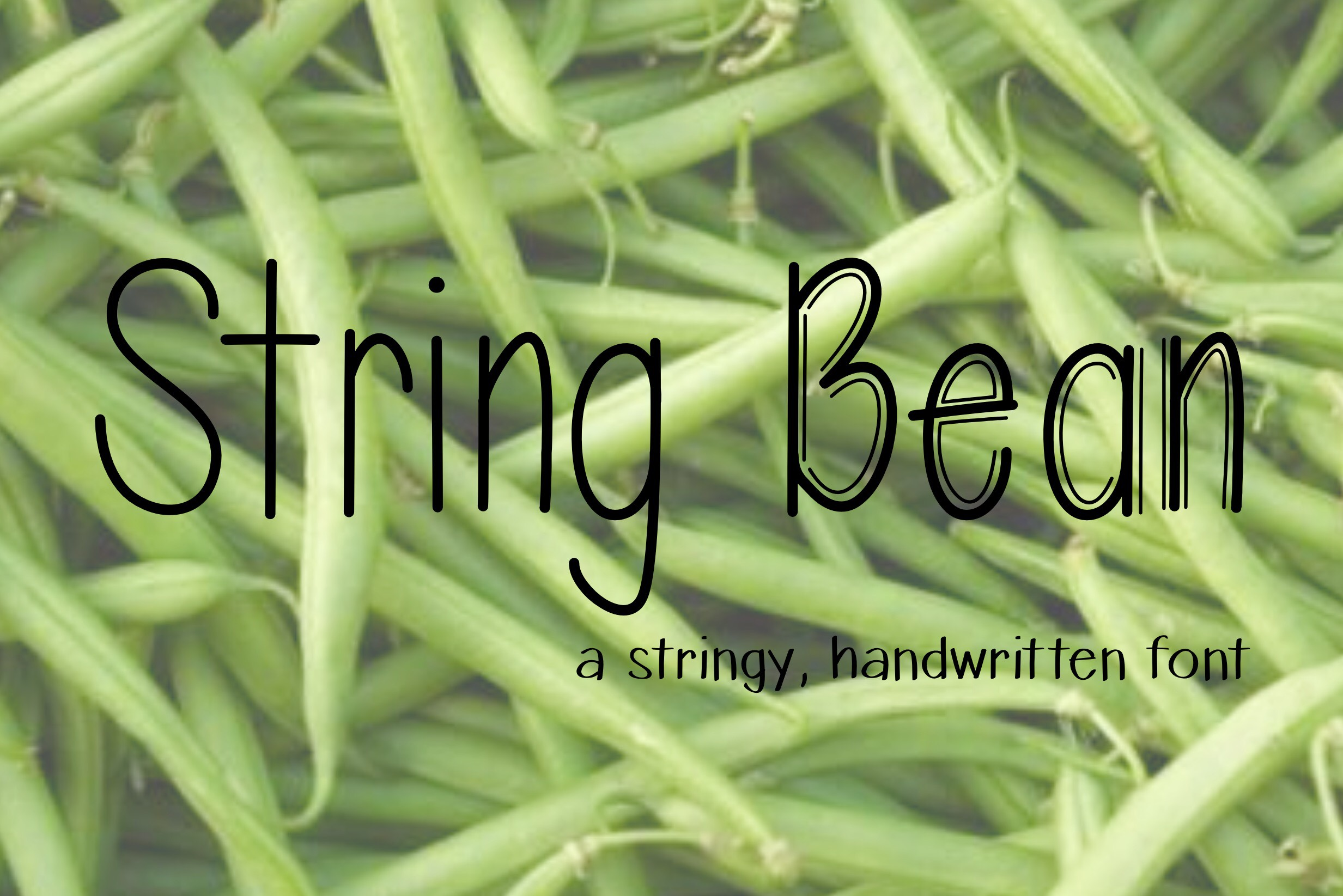 String Bean example image 1