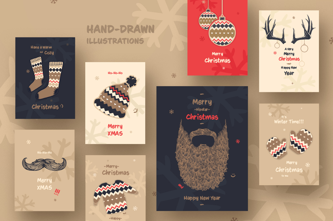 Christmas Cards example image 4