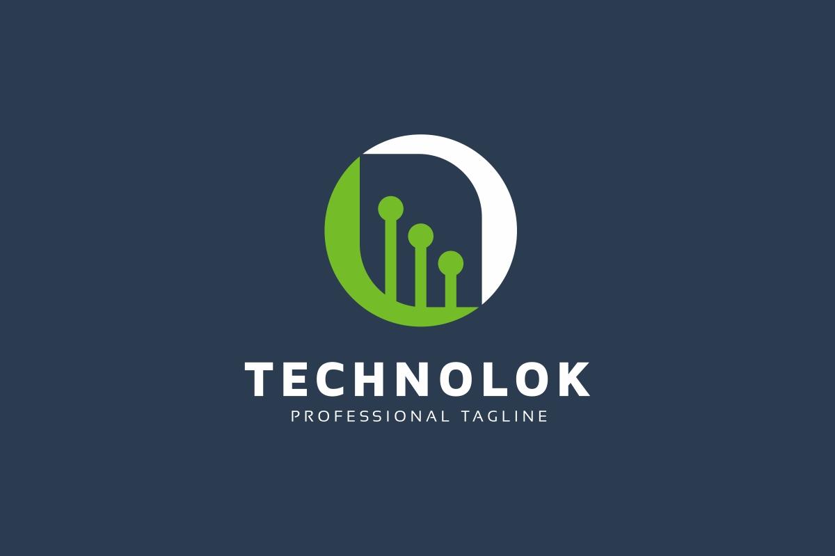 Technology Circle Logo example image 2