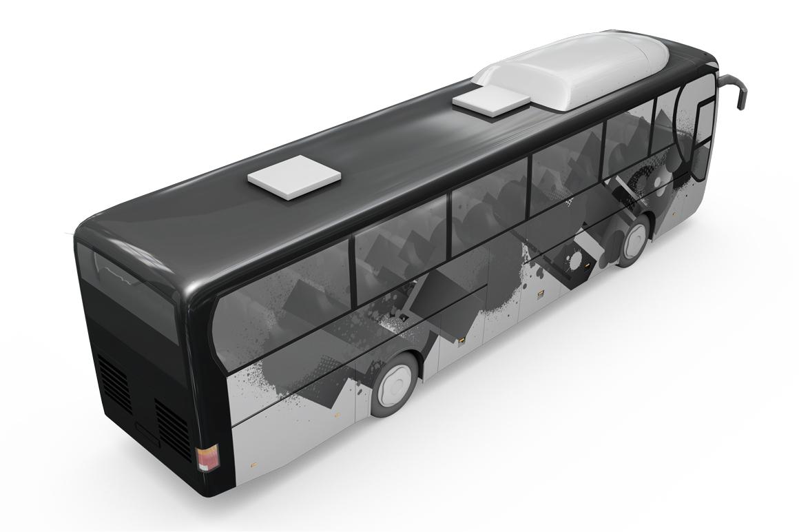 Bus Mockup example image 11