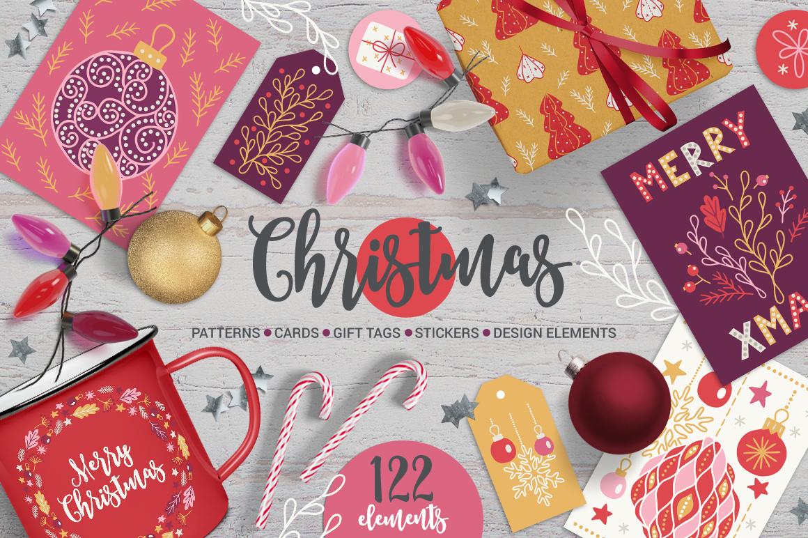 Christmas Kit #7 example image 1