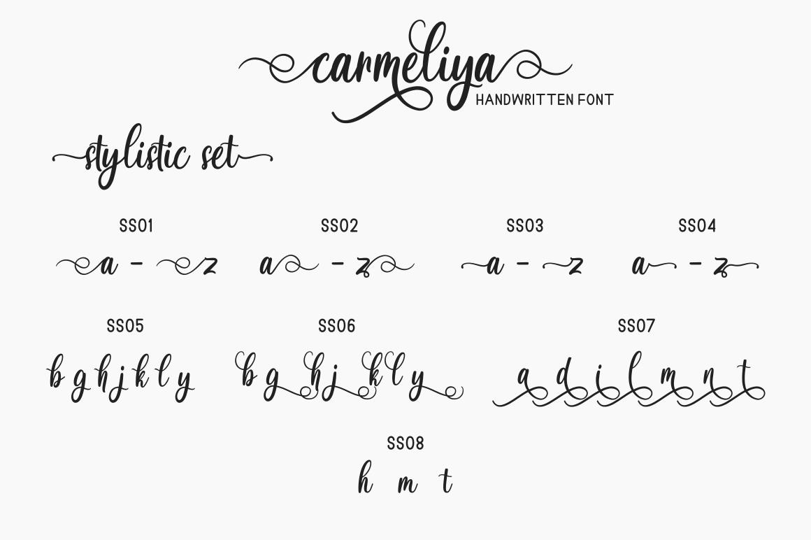 Carmeliya example image 8