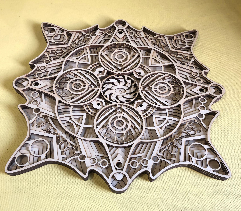 Multilayer Mandala