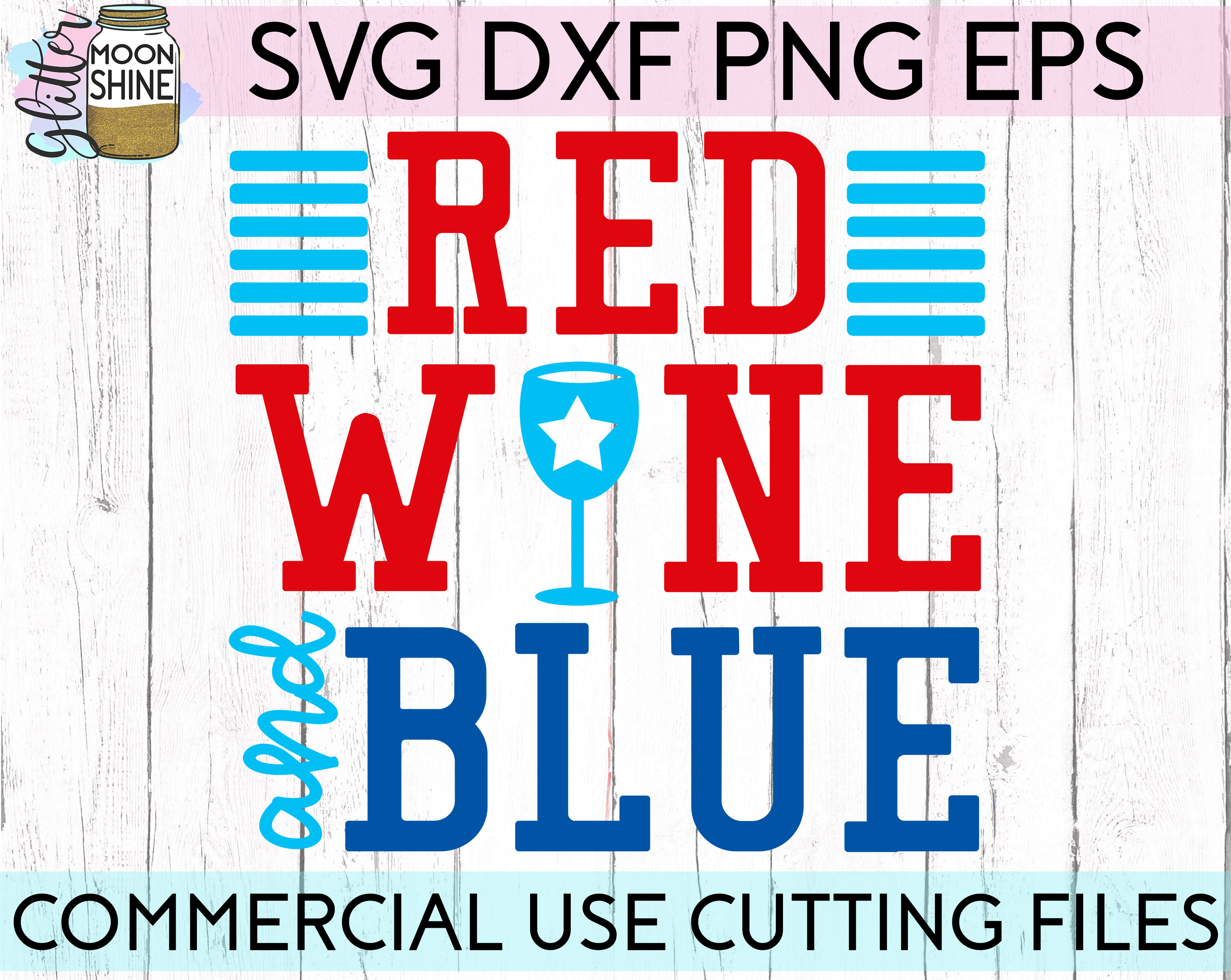 Huge 4th Of July Design Bundle of 23 SVG DXF PNG EPS Cutting Files example image 18