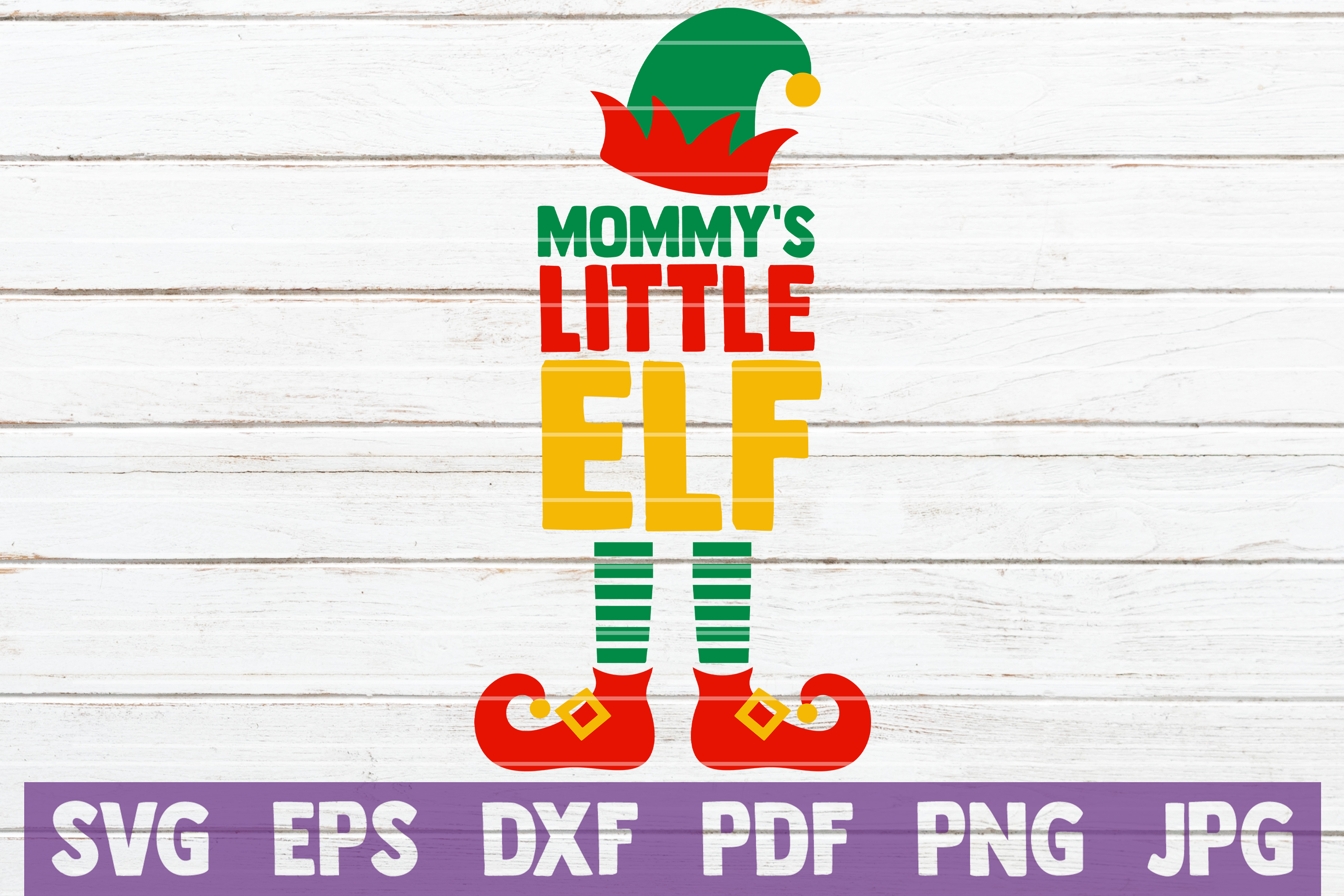 What The Elf? SVG Cut File example image 11