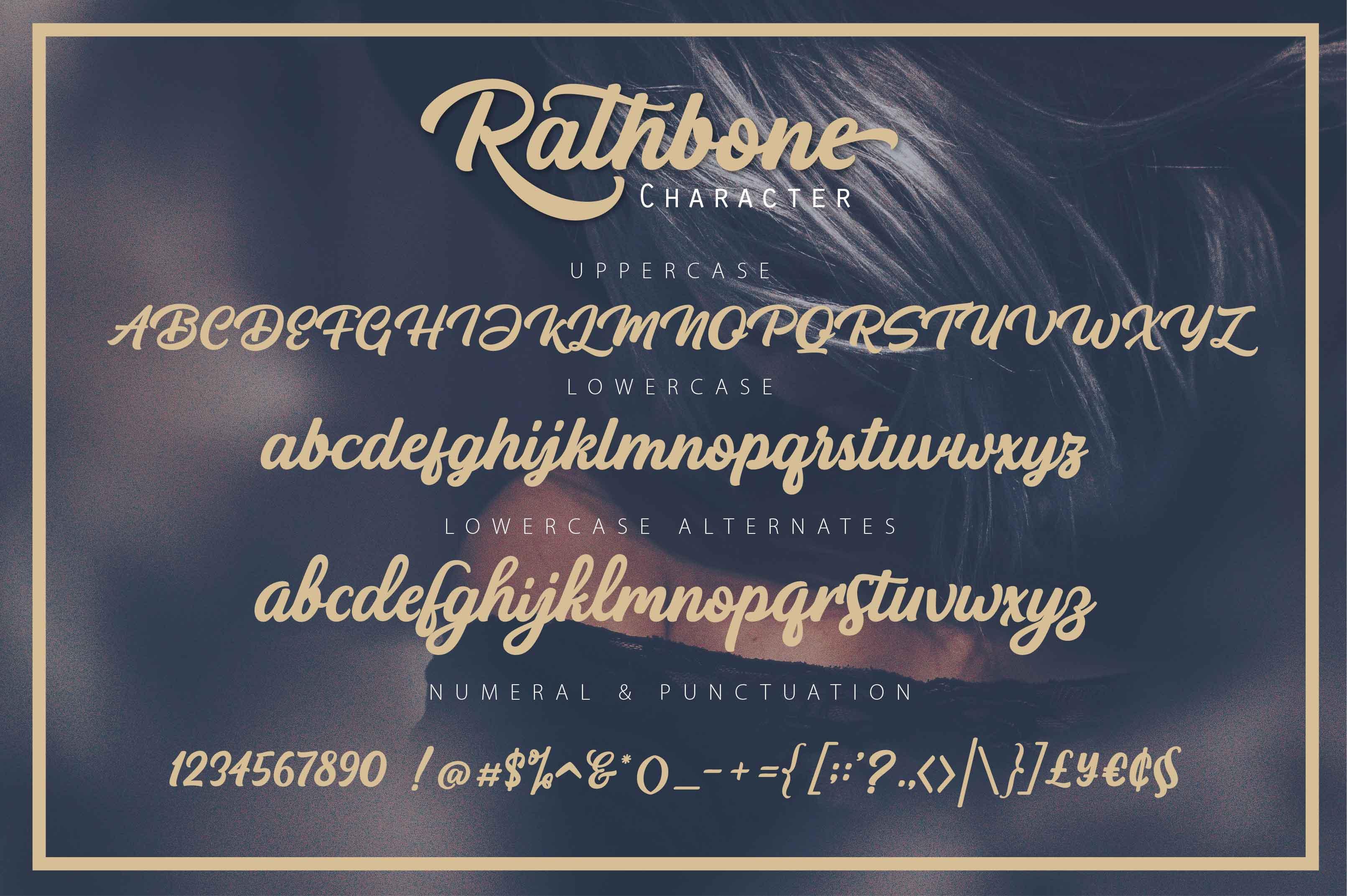 RATHBONE -Script example image 5