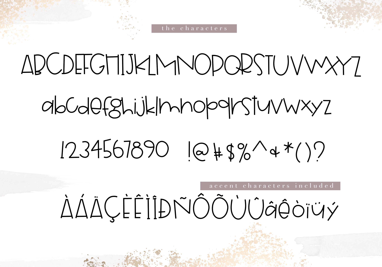 Seashore - A Fun Handwritten Font example image 8