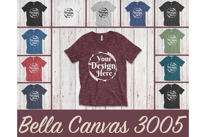 1000 Huge Bundle Shirt Mockup, Bella Canvas, Gildan Mockups example image 8
