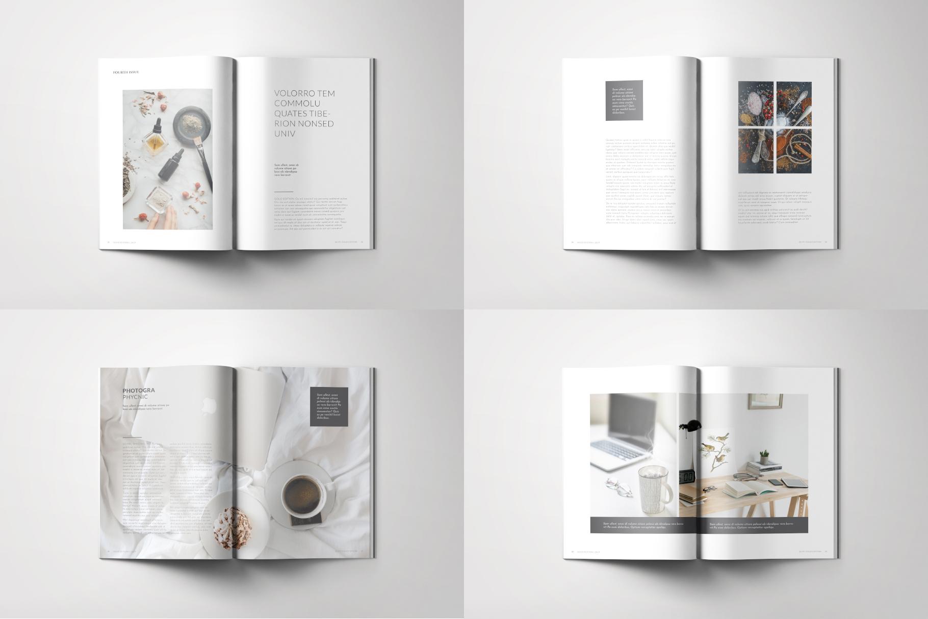 Minimalive Magazine example image 6
