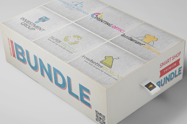 Logo Bundle 50% SAVINGS example image 1