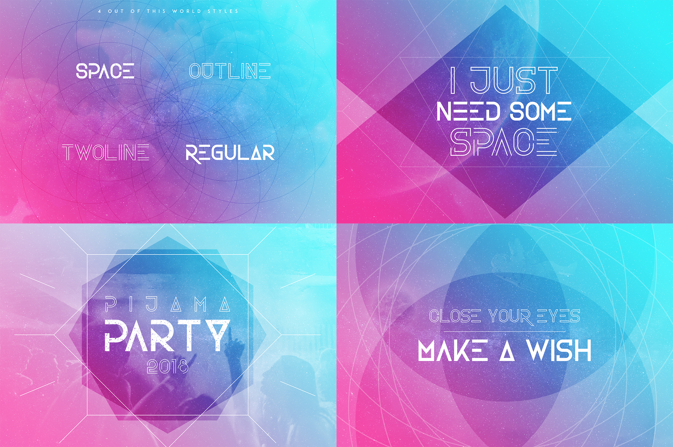 23in1 Sans and Display font bundle | Volume 2 example image 7