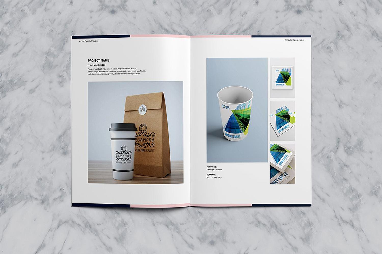 Designer Portfolio-48 Pages example image 8