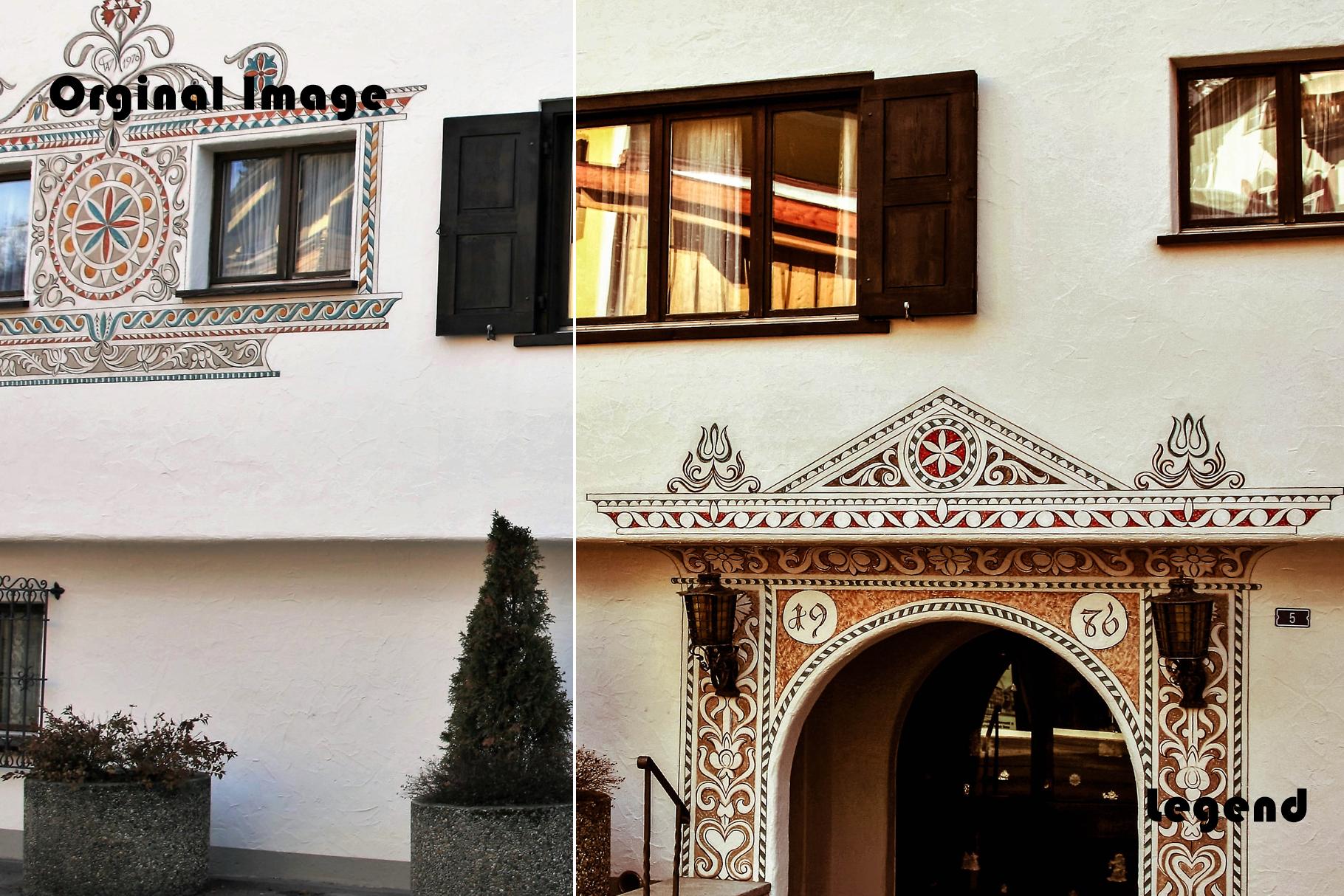 100 Legend Lightroom Presets example image 5