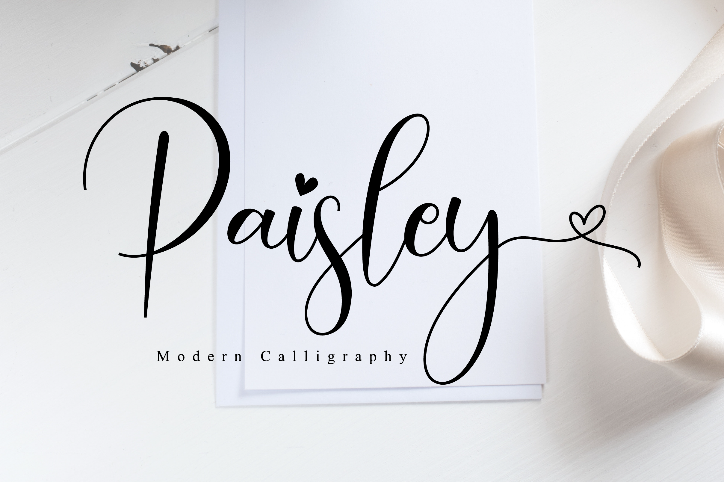 Paisley Script example image 1