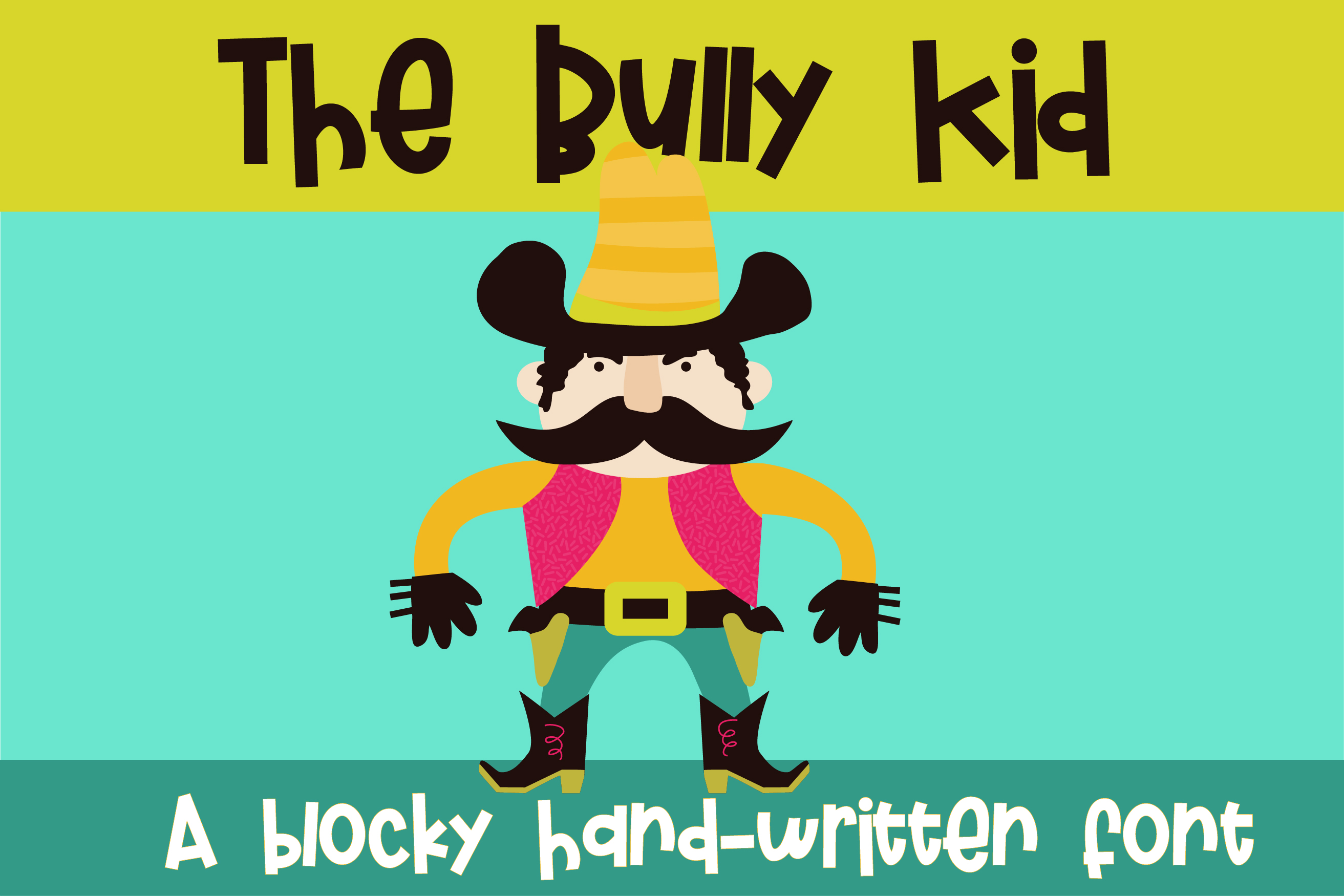 PN The Bully Kid example image 1