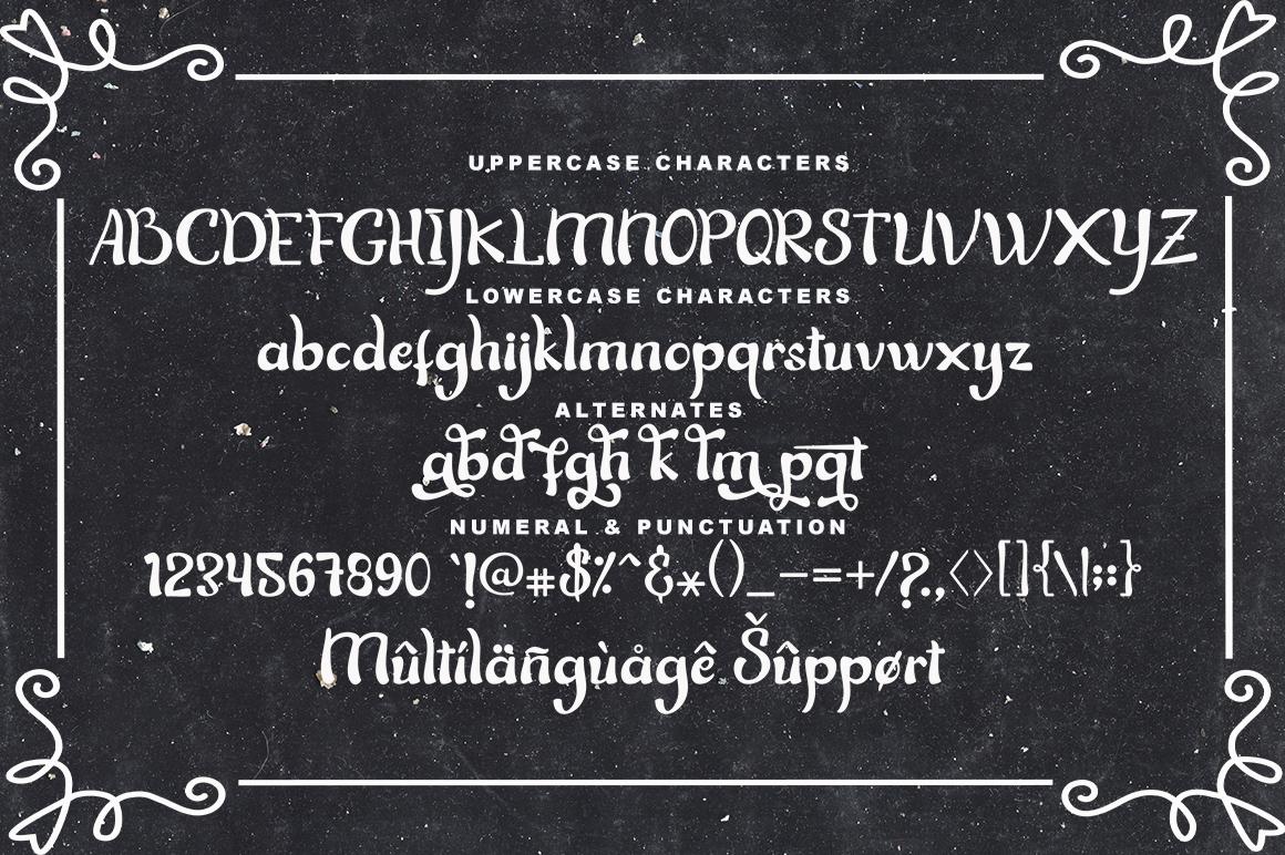 fonteneela - Playful Font example image 4