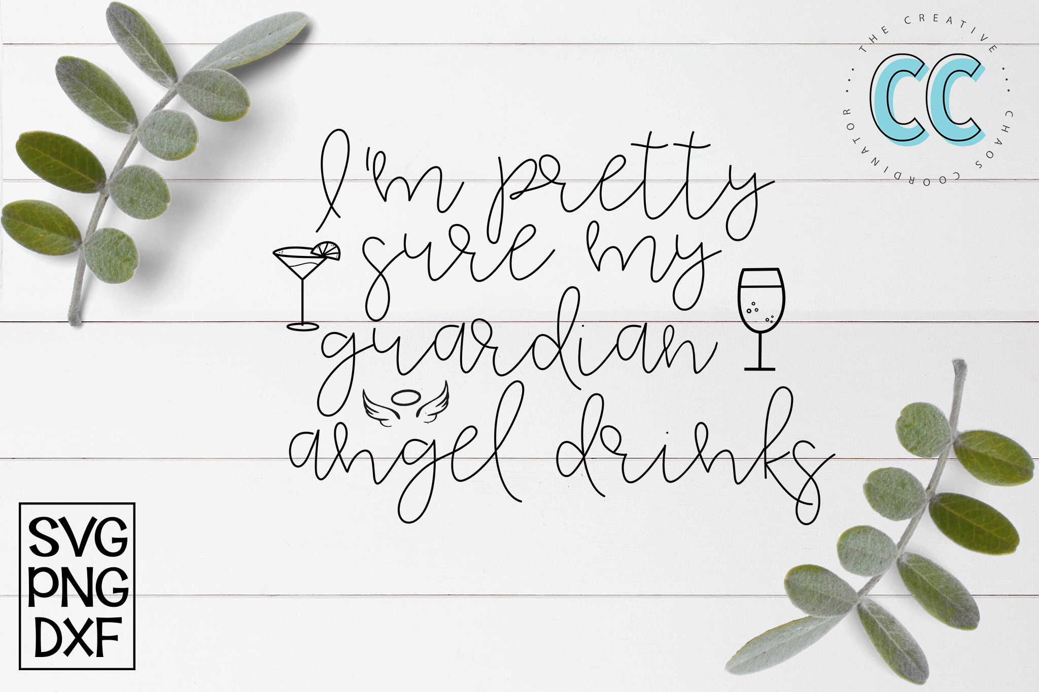 My Guardian Angel Drinks example image 1
