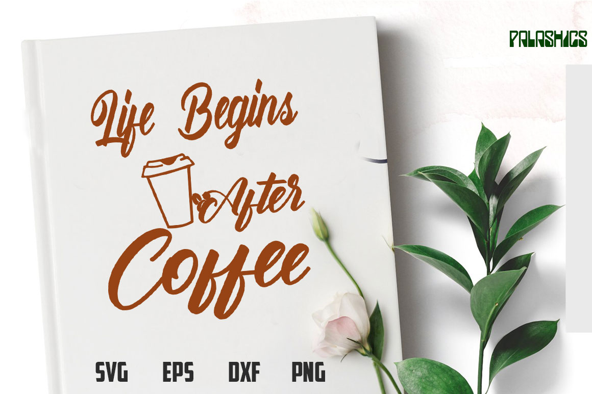 Coffee SVG one Quote 12 designs example image 4