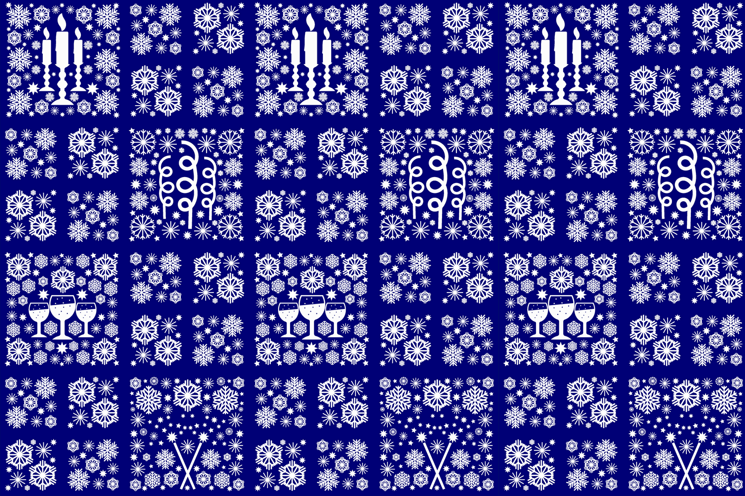 Christmas theme. Background, wrapping paper. example image 8