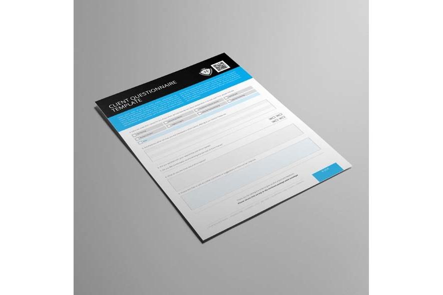 Client Questionnaire Template example image 3