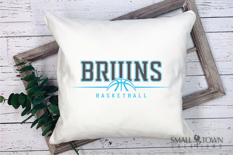 Bruin, Bruin Basketball, Bruin mascot, PRINT, CUT, DESIGN example image 4