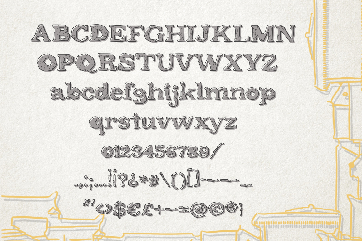 Stonehill Duo Font. example image 10