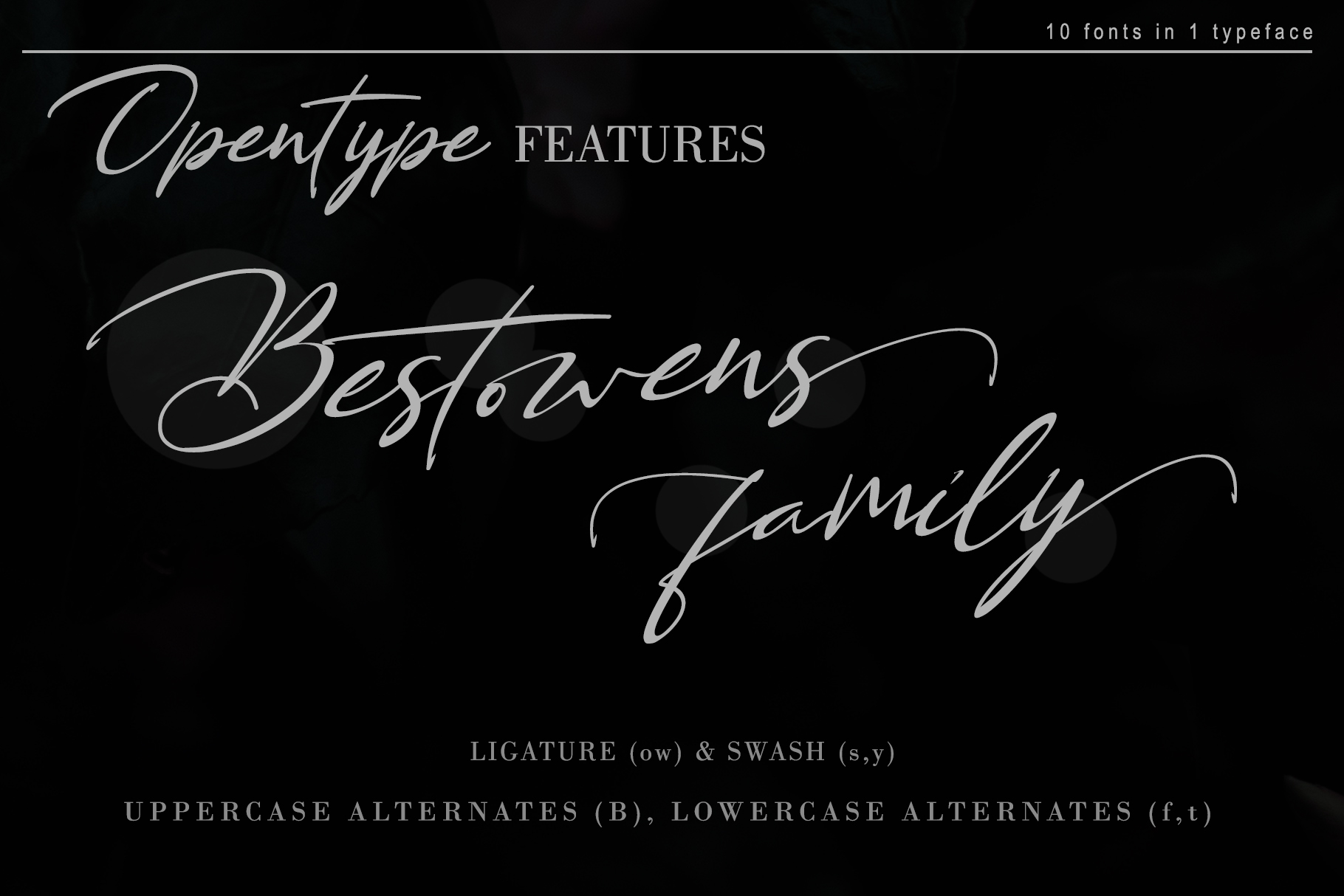Bestowens family example image 4