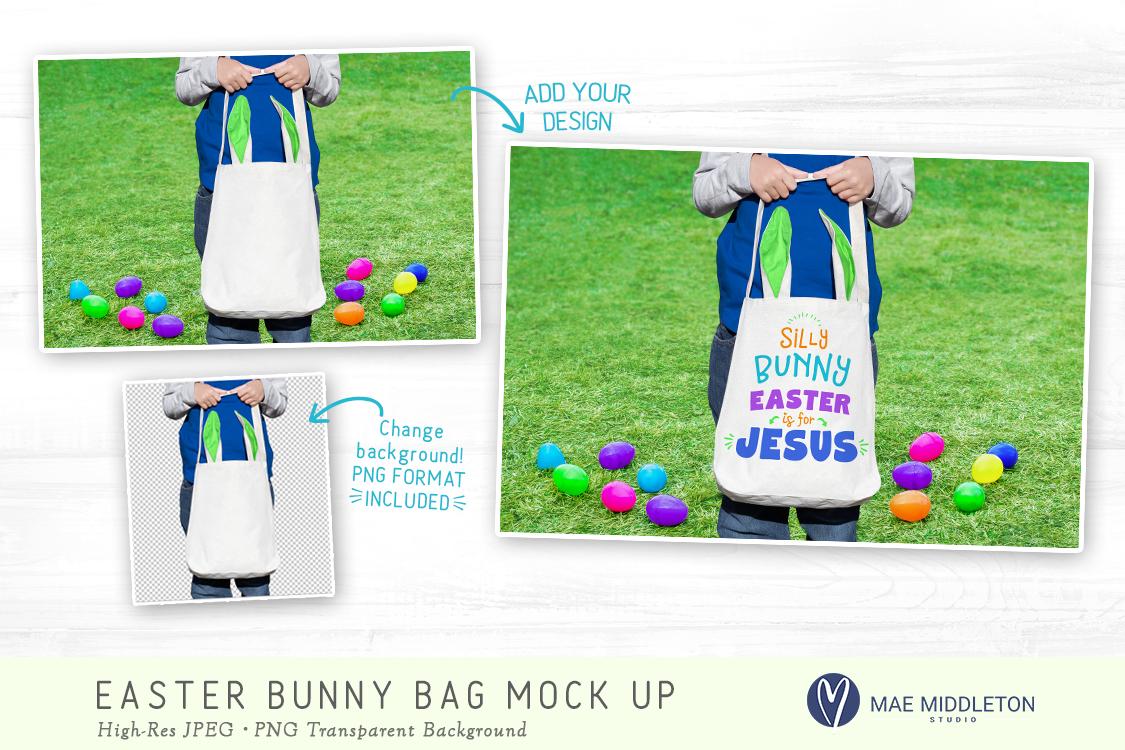 Easter Mock up Bundle example image 5