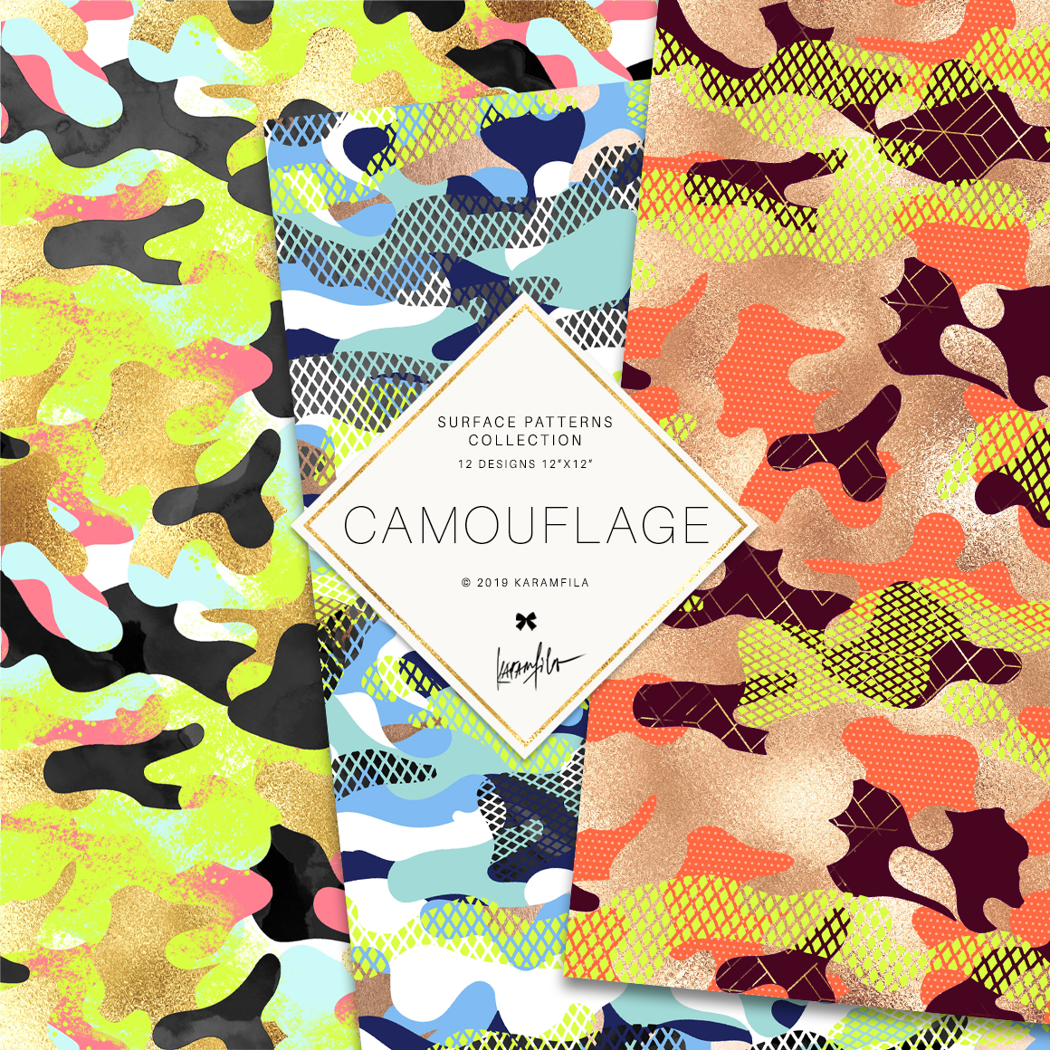 Camouflage Patterns example image 3