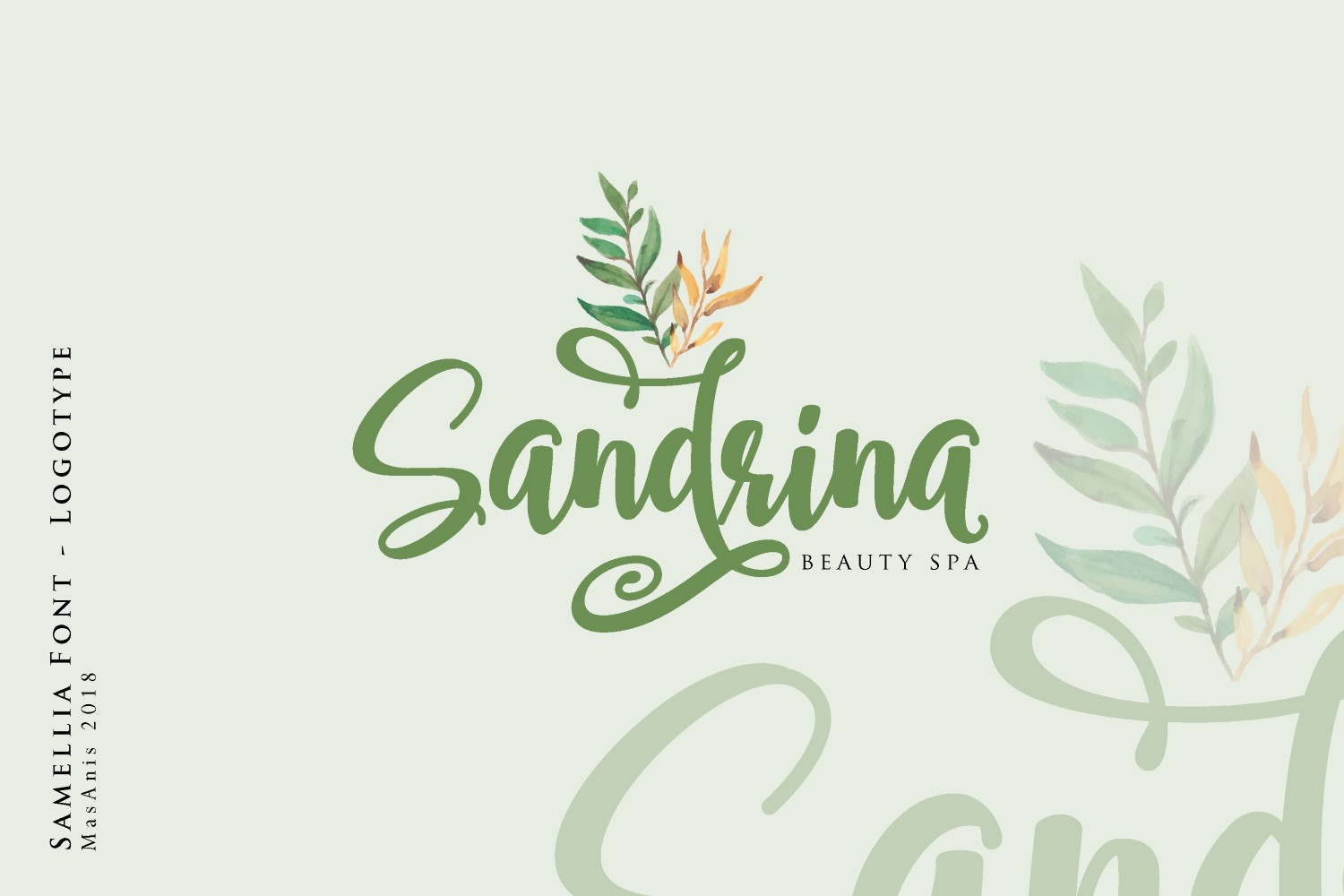 Samellya - Crafter's Font! example image 11
