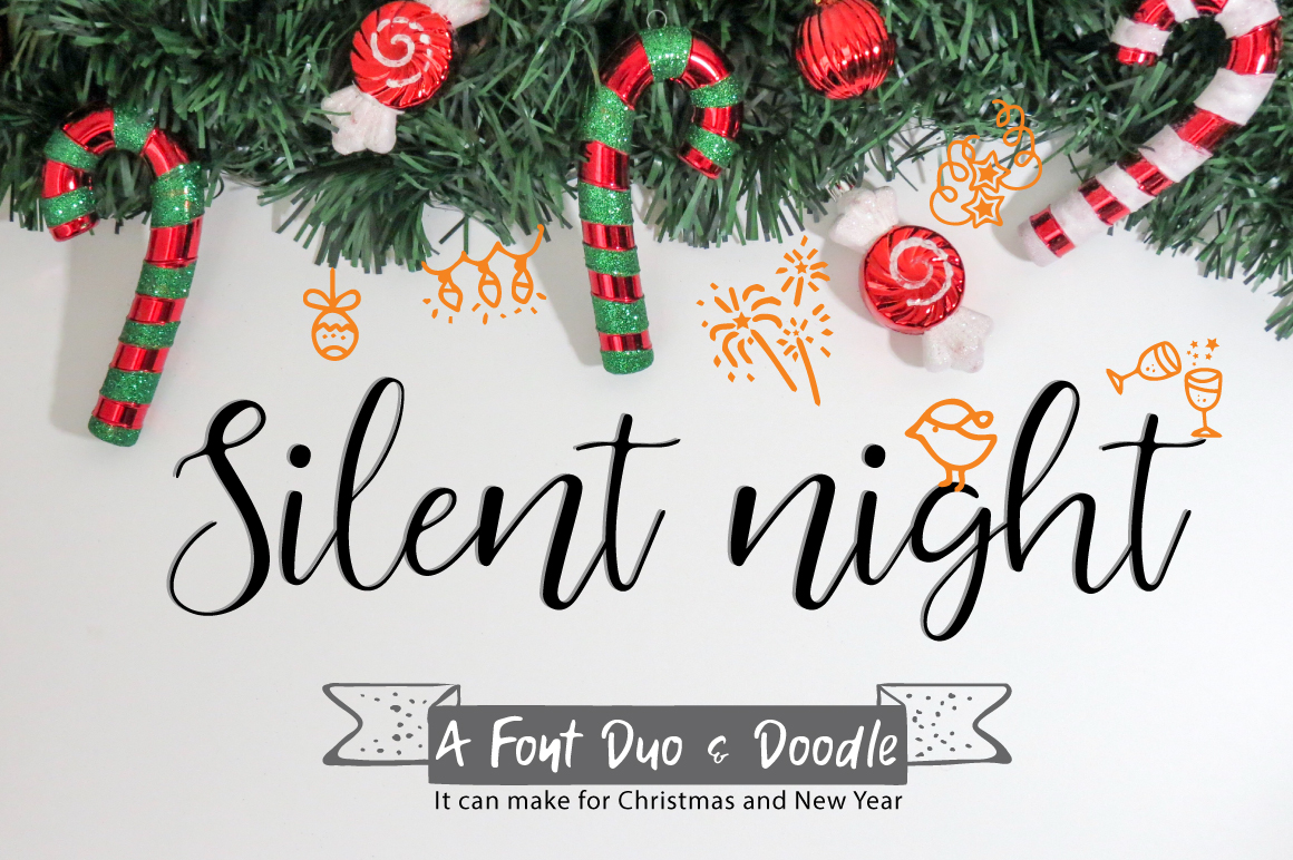 Silent night example image 1