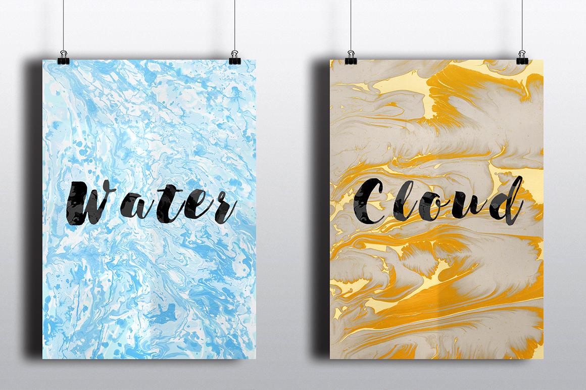 Wet Paint Textures Vol. 2 example image 4