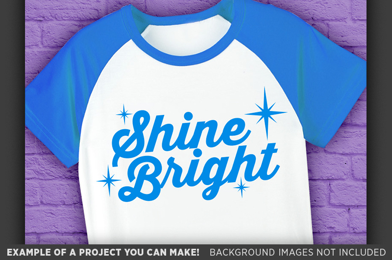 Shine Bright SVG - Shine Bright Like A Diamond SVG - 1023 example image 3