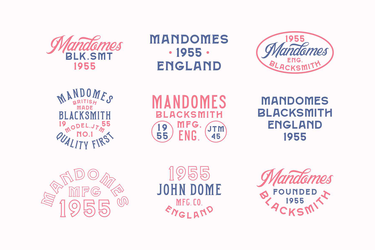 Roosevelt Font Family example image 3
