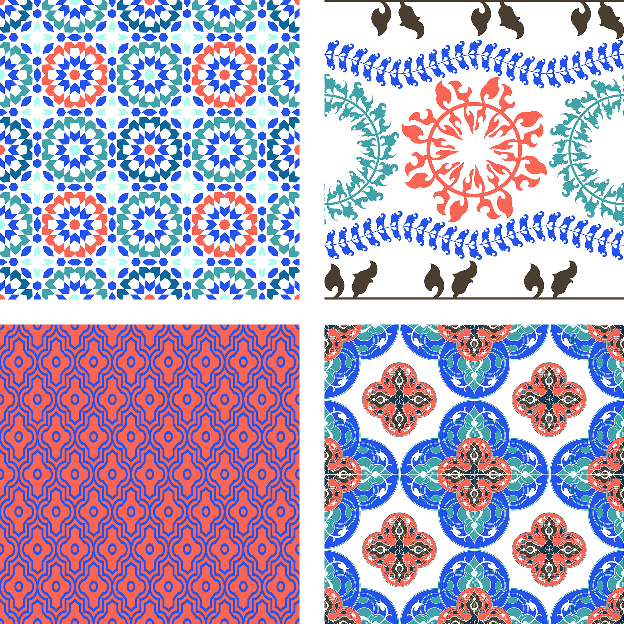 Arabic Pattern Pack example image 3