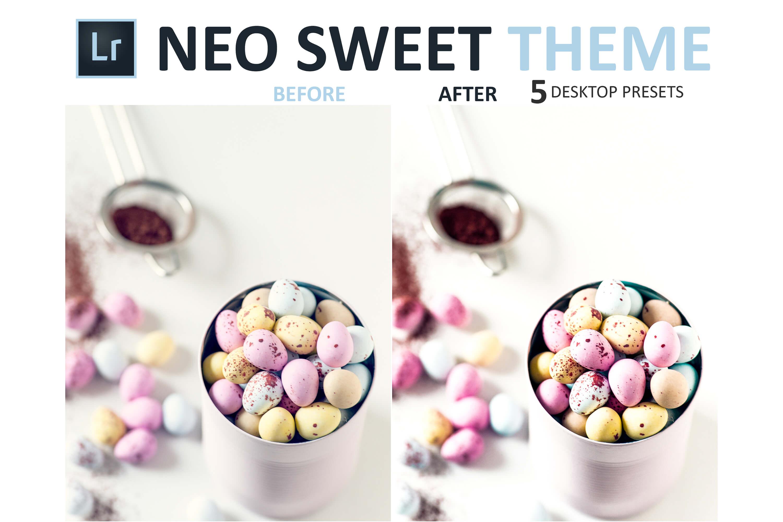 Neo Sweet Theme Desktop Lightroom Presets example image 2