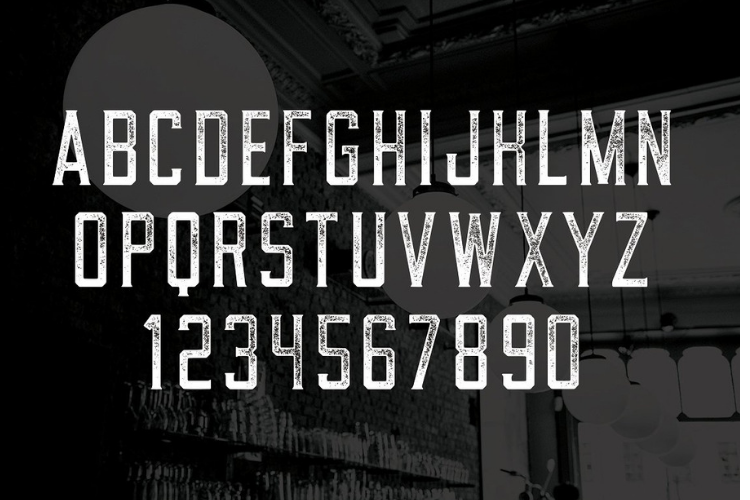 The Brewers Font Collection 8 Fonts example image 8
