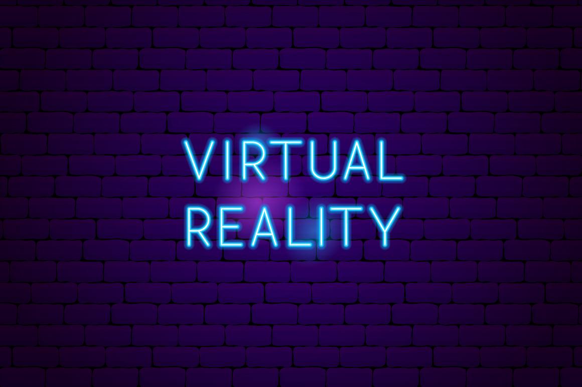 Virtual Reality Neon example image 9
