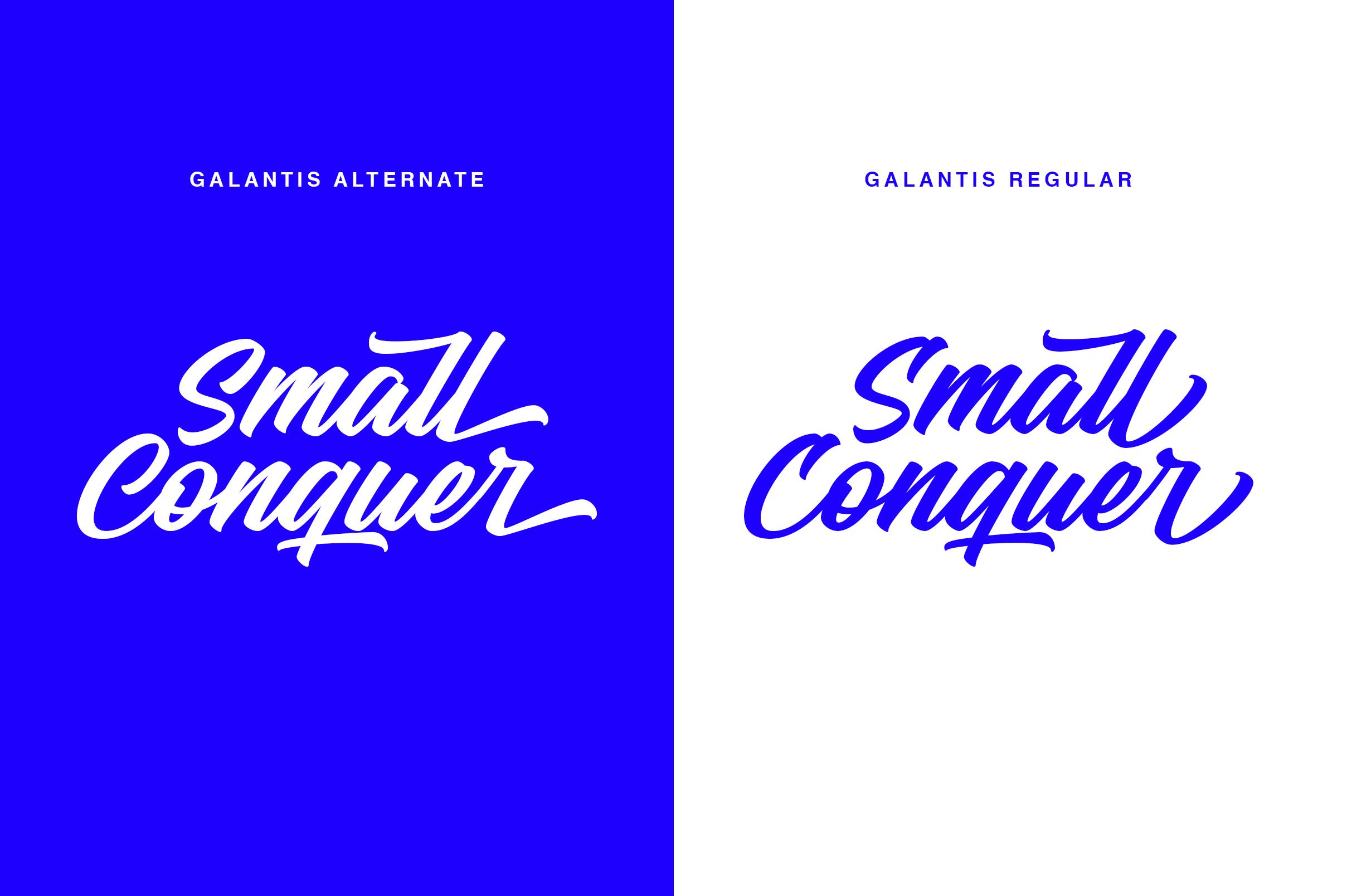 Galantis Script example image 3