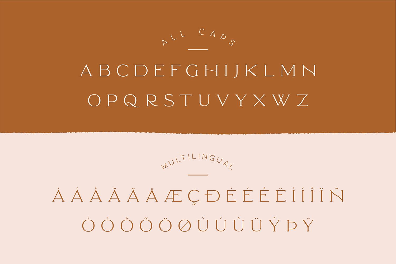 Elegant Karin - Fashion Stylish Typeface example image 22