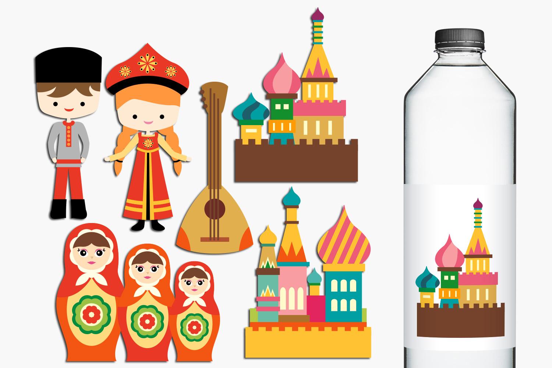 Just For Girls Clip Art Illustrations Huge Bundle example image 11