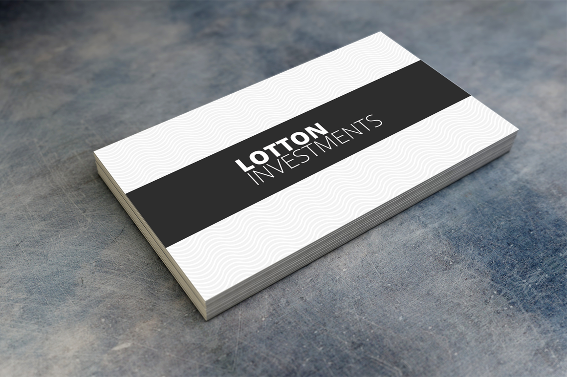 Creative Business Card 3 example image 2