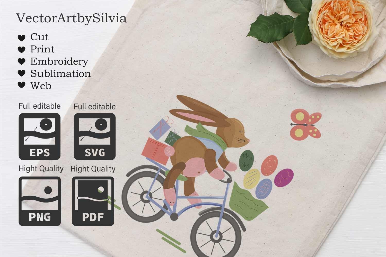 Easter Bundle - Cut Files - 5 Designs example image 21