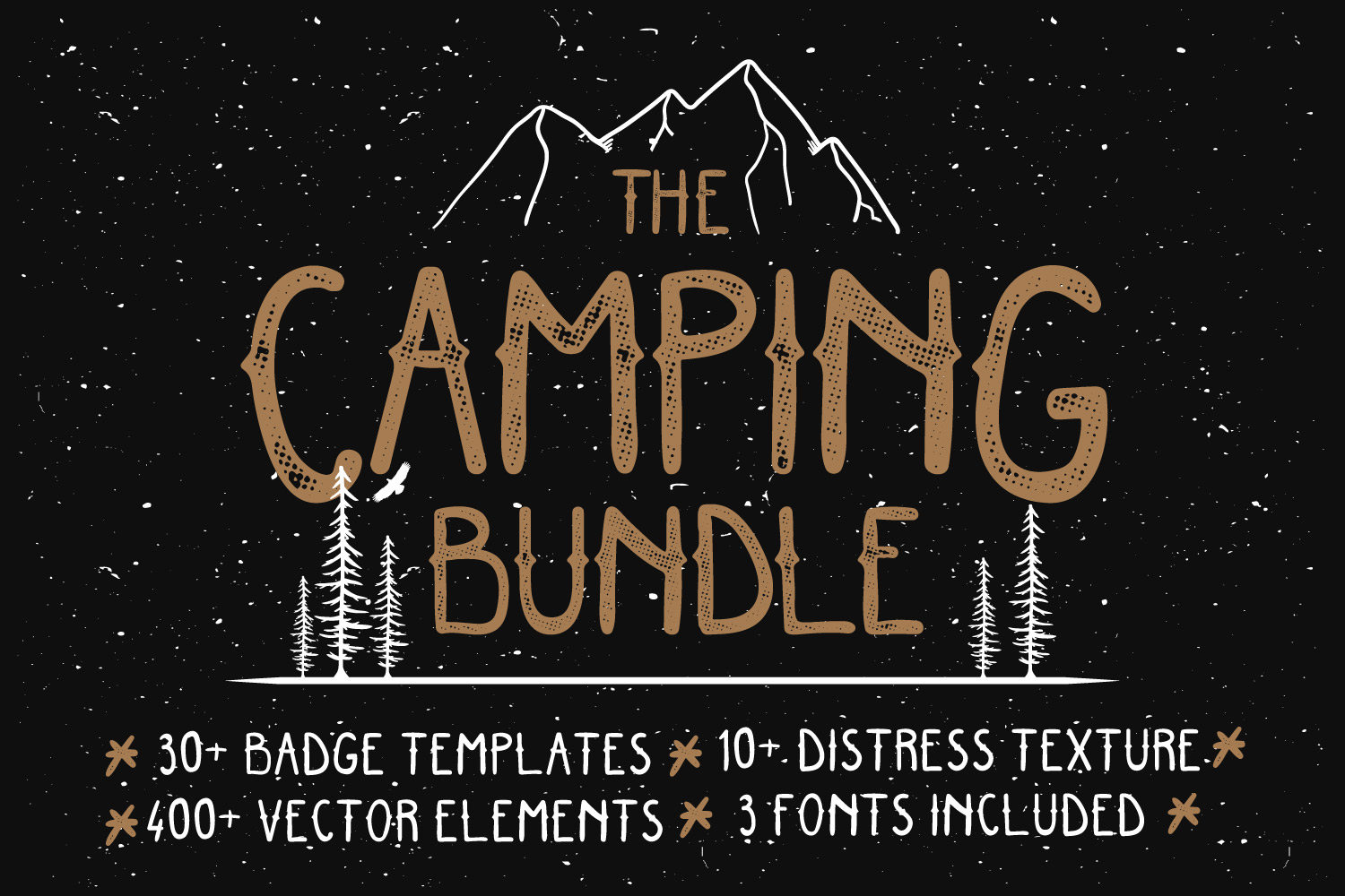 Camping Bundle example image 1