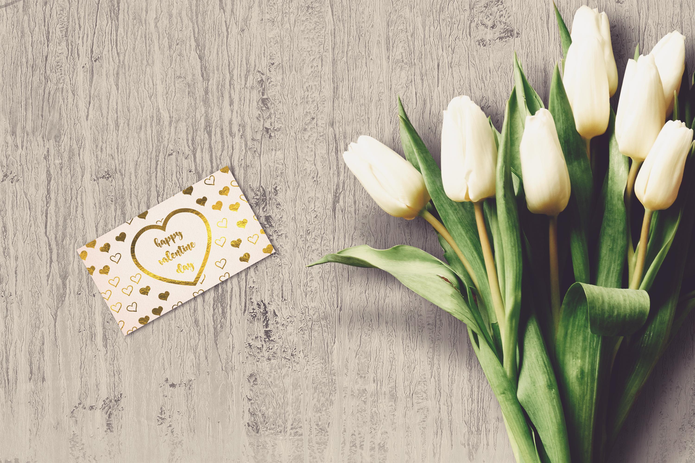 Valentine Card Mock-up #34 example image 1