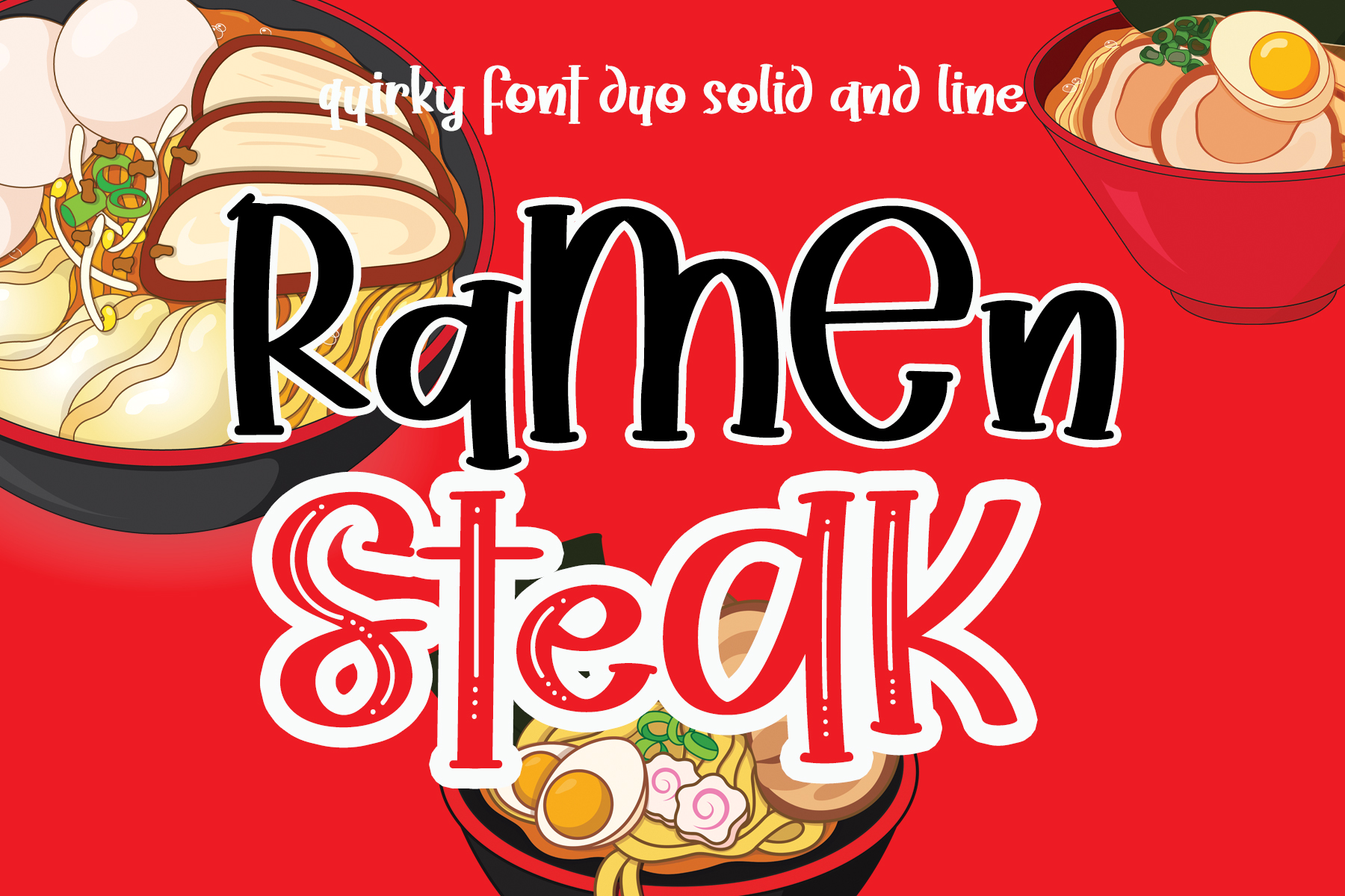 Ramen Steak example image 1