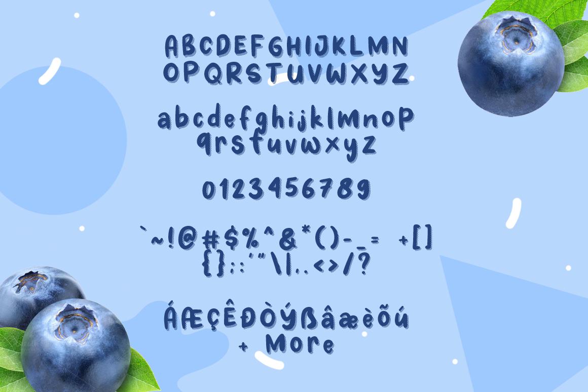 Fresh Blueberry example image 6